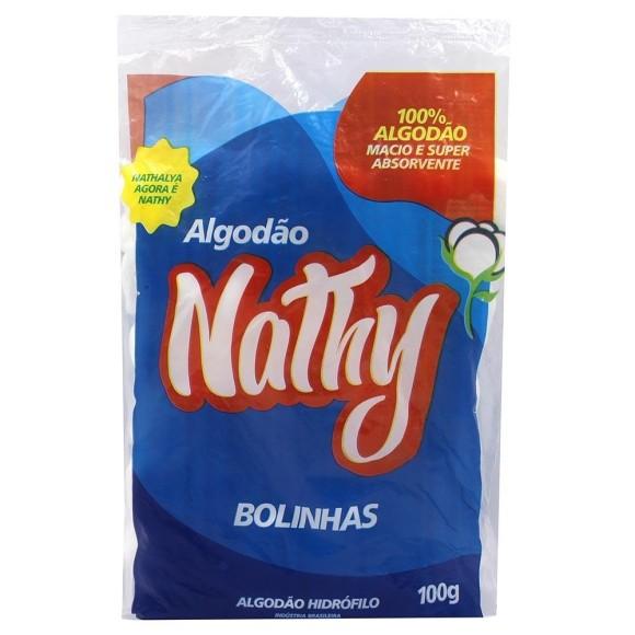 Algodão de Bola Nathy 100g