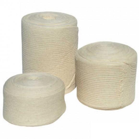 Malha Tubular algodão 12cm x 15m - Polar fix