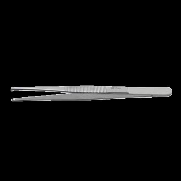 Pinça Anatômica Dente De Rato 12cm - Golgran