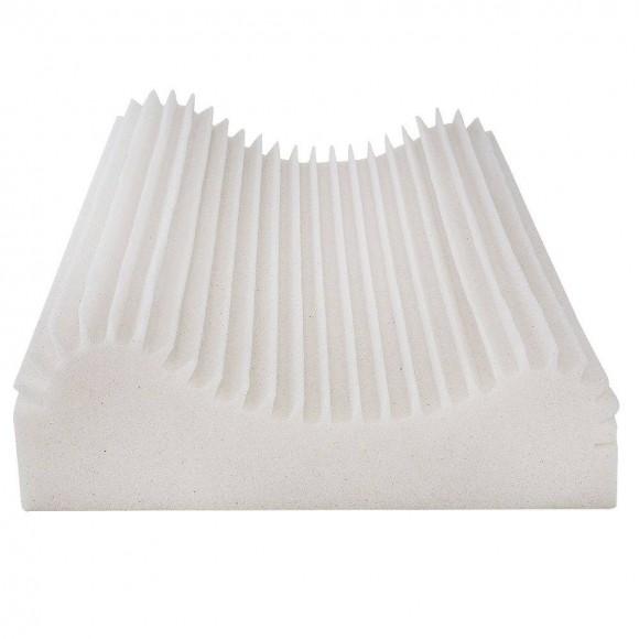 Travesseiro Cervical Látex -  Fibrasca