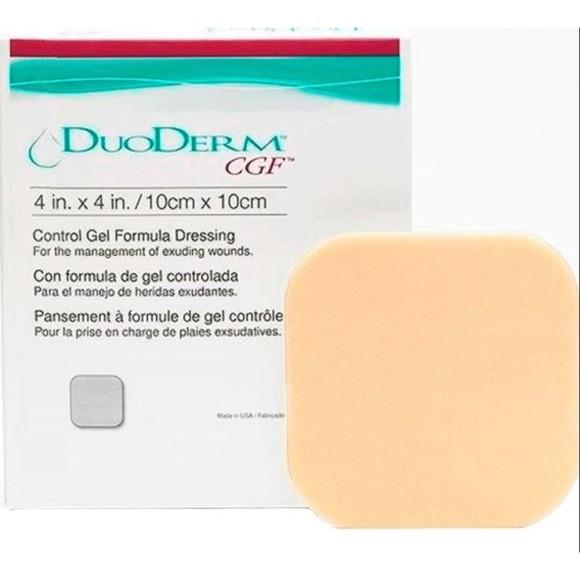 Curativo Hidrocolóide DuoDerm 10cm x 10cm - Convatec
