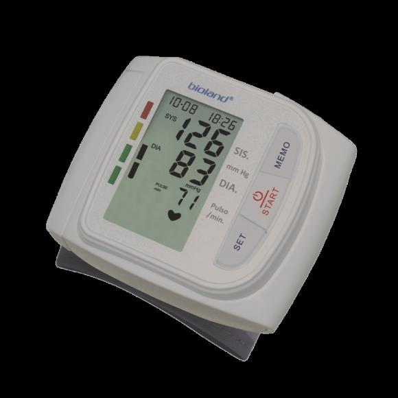 Aparelho De Pressão Digital Pulso - Bioland 3005