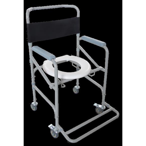 Cadeira Para Banho Higienização Higiênica D40 - Dellamed
