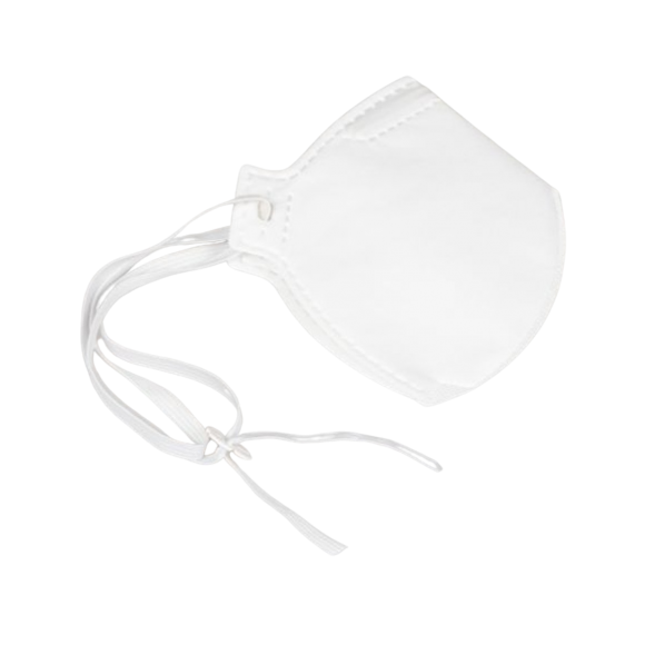 Máscara Hospitalar PFF2 / N95 - Health Quality