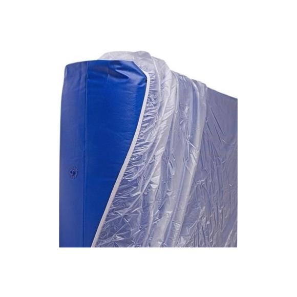 Lençol Casal Impermeável Com Elástico 190x140x23 - BlendCare