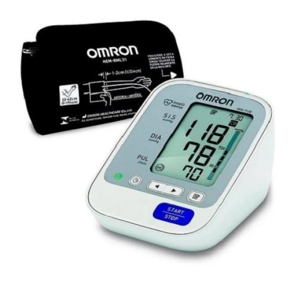 Monitor De Pressão Digital Braço - Omron Hem 7130