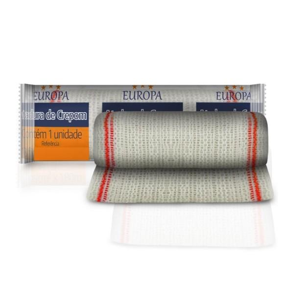 Atadura De Crepom 15cm x 1,8m - Europa