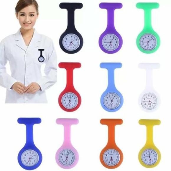 Relógio De Lapela De Bolso - Supermedy